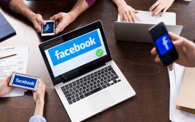 Por que em anúncios do Facebook e Instagram não podemos usar muito texto nas artes?