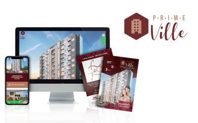 Lançamento do empreendimento Prime Ville em Campinas