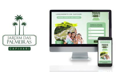 Marketing digital e campanha Off-line para Empreendimento em Capivari