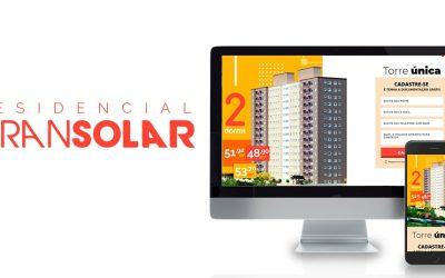 Marketing digital para o empreendimento GranSolar em Santana de Parnaíba